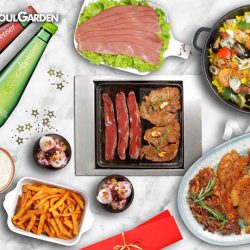 [Seoul Garden Singapore] Welcome the new year right!