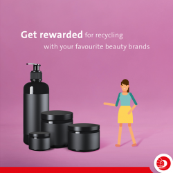 [OCBC ATM] Here's a quick way to save - check if your favourite skincare or makeup brands reward you for returning used