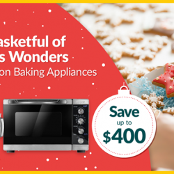 [Courts] Crank up the oven; baking season is here!