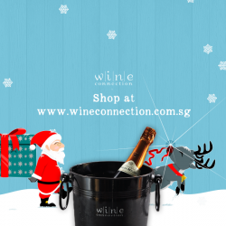 [Wine Connection] Less than one week till Christmas.