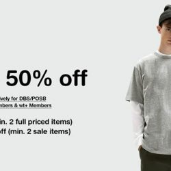 [Chocoolate --- i.t Labels Singapore] It's the sale you've been waiting for!