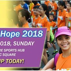 [Shaw Theatres] Run For Hope is back!