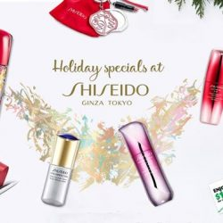 [Isetan] Grab an extra bonus while you shop for gifts this holiday season!