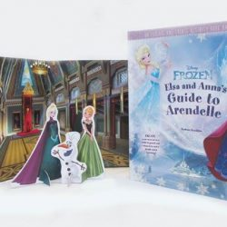 [Junior Page] Disney Frozen: Elsa & Anna's Guide to Arendelle$18.