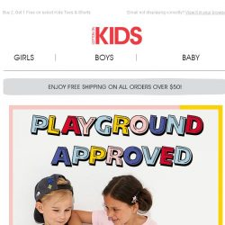 [Cotton On] Playground approved offers you won't want to miss