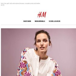 [H&M] The trend you've longed for