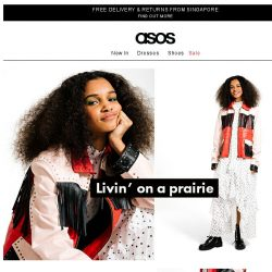 [ASOS] Buckle up, there's a new trend in town