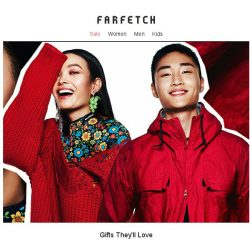 [Farfetch] Gifts they'll love