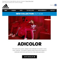 [Adidas] The New adicolor Collection is Out Now!