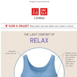 [UNIQLO Singapore] All the reasons to shop!