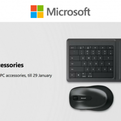 Microsoft Store: Save 40% on Keyboards, Mice, Headsets & More!