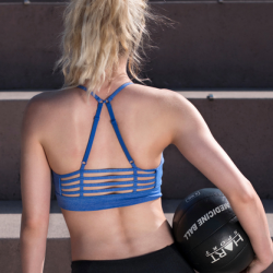 [Lorna Jane] We know how much you love the details in our sports bras!