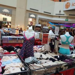 [Tom & Stefanie] West Mall ~ New Year Atrium Fair Promotion for King Koil Mattresses , Sofa & Sofa beds , bags , luggage's & Ladies Lingeries at