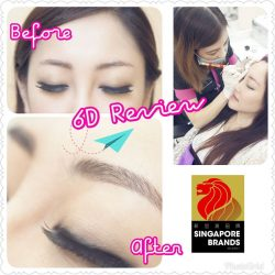 [Perfect Brow House] 6D Eyebrow Embroidery Review @ Perfect Brow House with Miss Kelly ^^Looking for a really good eyebrow specialist that u can