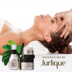 [Jurlique Day Spa] Reignite your skin's youthful luminosity with our Jurlique Nutri-Define Touch of Luxe Contouring Treatment (105mins).