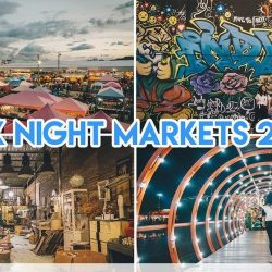 [ThaiExpress Singapore] One should never skip on the night markets in Bangkok.