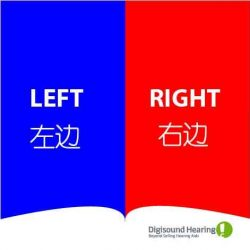 [Digi-Sound Hearing Care Centre] Confused how to different left and right from your hearing aids?