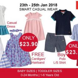 [PONEY enfants] PONEY CHINESE NEW YEAR SALES NOW ON LAZADA!