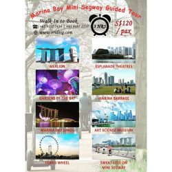 [Rendezvous CWAL] O-Ride SG is a must-visit guided tour in Singapore.