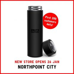 [Uniqlo Singapore] Our newest store is coming up at Northpoint City!