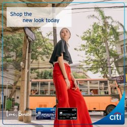 [Citibank ATM] Need a new outfit for Lunar New Year?