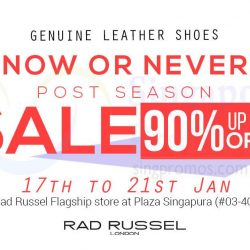 [Rad Russel] Rad Russel Mega Clearance starts today!