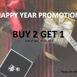 [Trollbeads] HAPPY YEAR PROMOTION BUY 2 GET 1 We are glad to have this great gift for you on the very