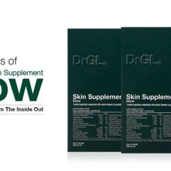 [DrGL] Skin Supplement Glow Promo  Online exclusive – Receive complimentary DrGL Skin Supplement Glow 30s (worth $75) with every purchase of 2