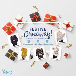 [MIO GIFTS] Ladies, you're invited to join our Lucky Draw Contest!
