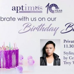 [All Watches / Aptimos] Celebrate with us on our birthday bash!