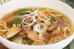 [Eu Yan Sang] Pamper yourself with Eight Treasures noodle soup this weekend!