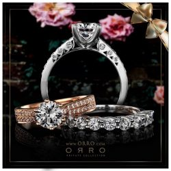 [ORRO Jewellery] Usher in this Lunar New Year & Valentine's Day with classic elegance & sophistication.
