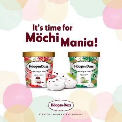 [Haagen-Dazs] Because we HDloveyousomochi, we're giving away $50 cash vouchers to another 2 lucky winners!