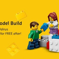 [The Brick Shop] Monthly Mini Model Build Registration Every month, The Brick Shop will host a free event for kids ages 6-14