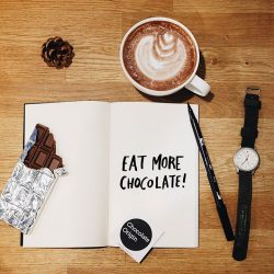 [Chocolate Origin] Who says new year resolutions can't include guilty pleasures.