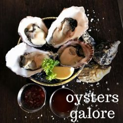 [Wooloomooloo Steak House] Have your fill of oysters at Wooloomooloo Steakhouse this January as we present to you the great oyster promotion - Kusshi,