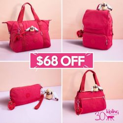 [Kipling] CNY is around the corner & here's an offer your cannot resist!