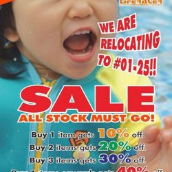 [Liferacer] Leisure Park Kallang moving from 02-07/08 to 01-25 (mid January 2018)Relocation Sale!