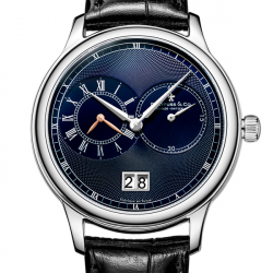 [All Watches] Dreyfuss Dual time zone watch.