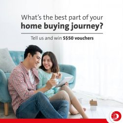 [OCBC ATM] Owning a home is a major milestone filled with ups and downs and everything in between.