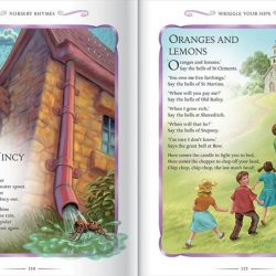 [Junior Page] My Treasury of Nursery Rhymes$20.