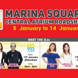 "[Gain City] Join us at the Gain City Marina Square Atrium Sale as we celebrate the Lunar New Year with festive ""must-"