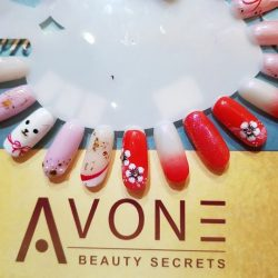 [AVONE BEAUTY SECRETS] CNY BLISS Theme in its full glory!