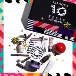 [SEPHORA Singapore] It's our 10th birthday this year!