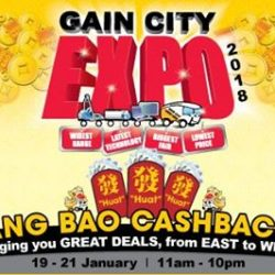 [Gain City] We're bringing you great deals from east to west over at the Gain City Megastore @ Sungei Kadut & Expo Hall