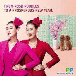 [Parkway Parade] From Posh Poodles to a Prosperous New Year!