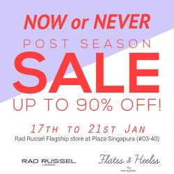 [Rad Russel] Get ready for our Biggest Warehouse Sale of the year!