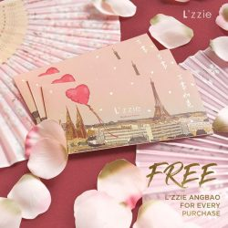 [L'zzie] Celebrate Lunar New Year with L'zzie Parisian romance!