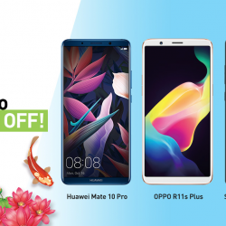 [StarHub] Unlock up to $188 OFF handsets!