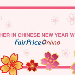[NTUC FairPrice] Beat the crowd and avoid long queues by doing your grocery shopping through FairPrice Online.